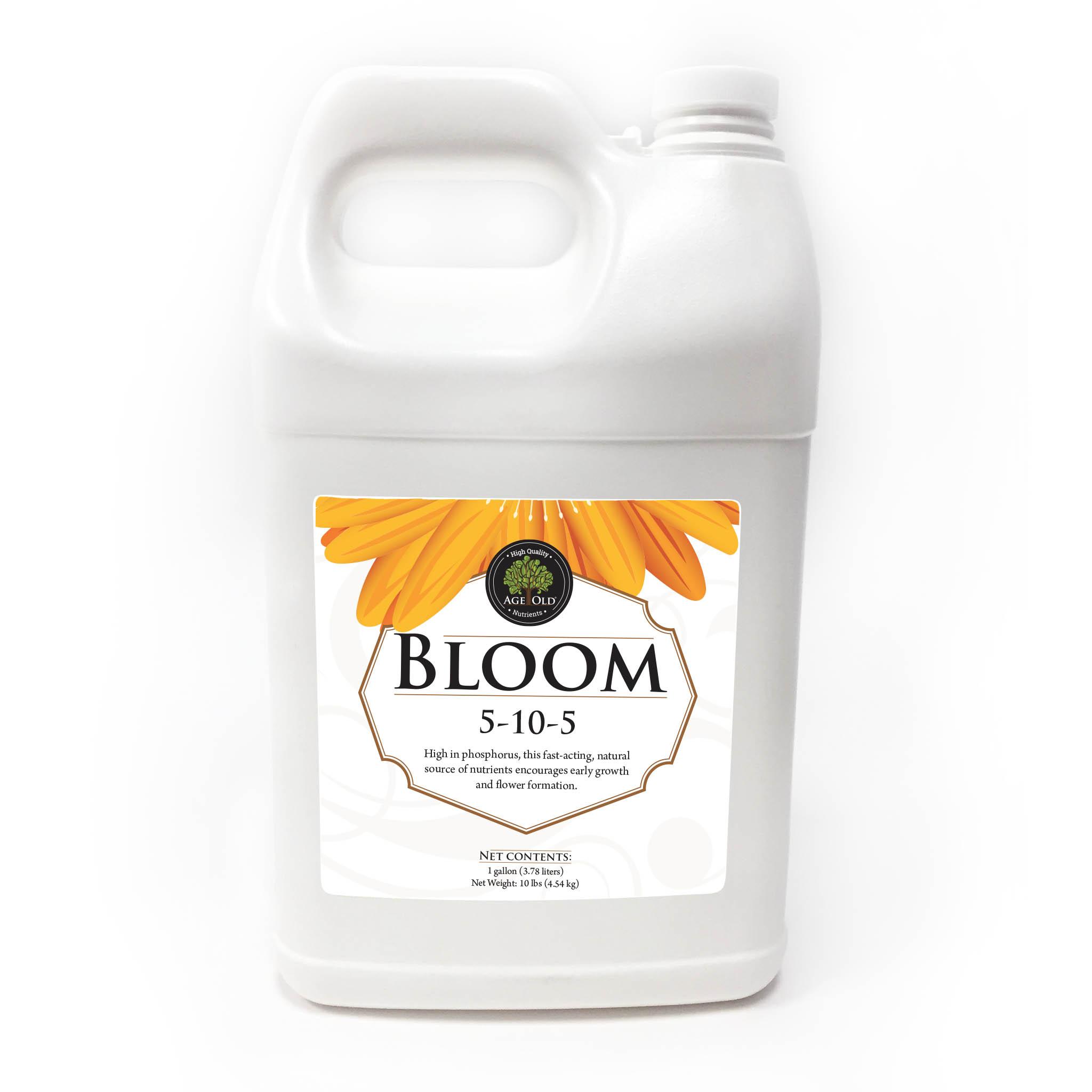 bottle of Bloom