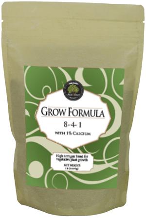 bag of Grow Formula