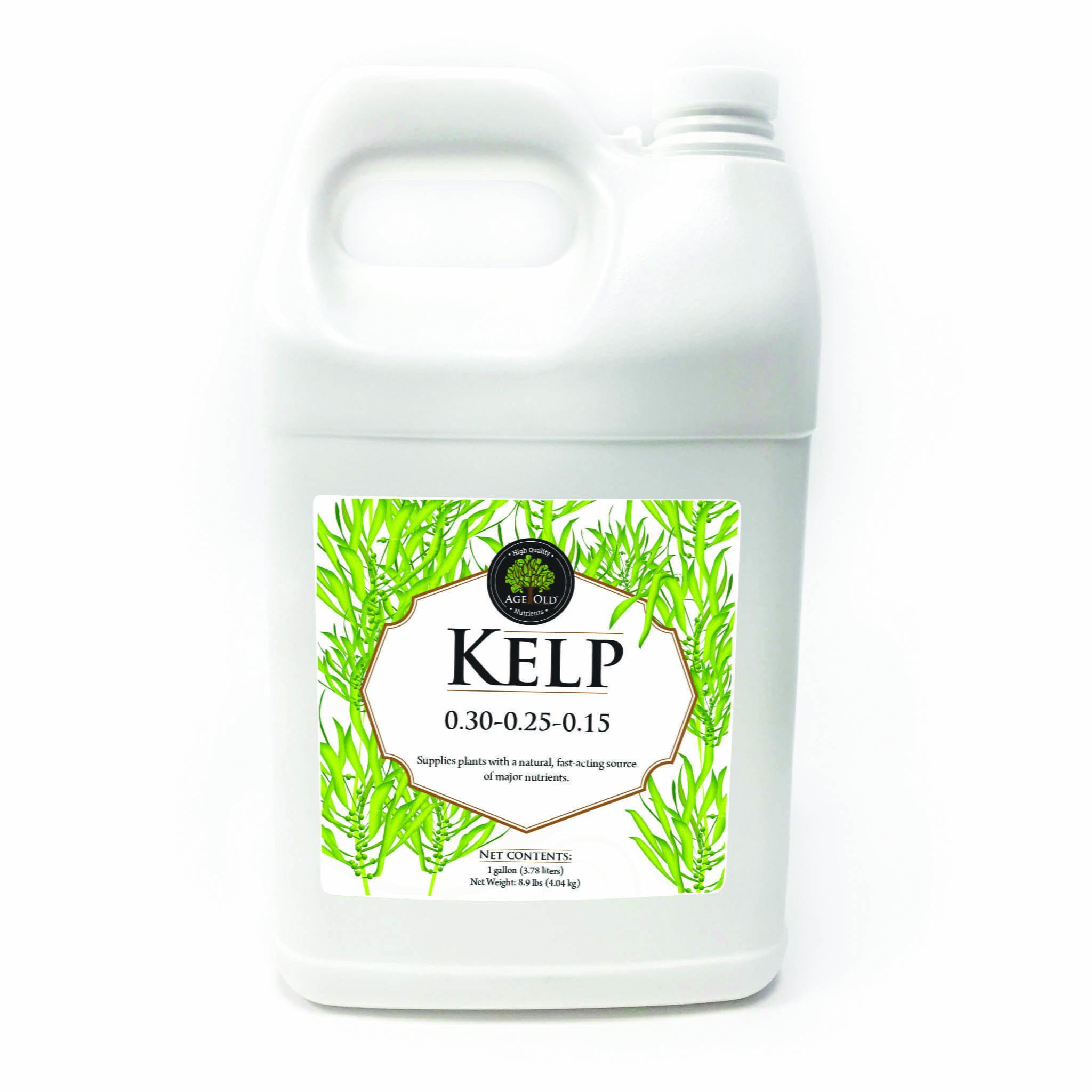 1 gallon of Kelp