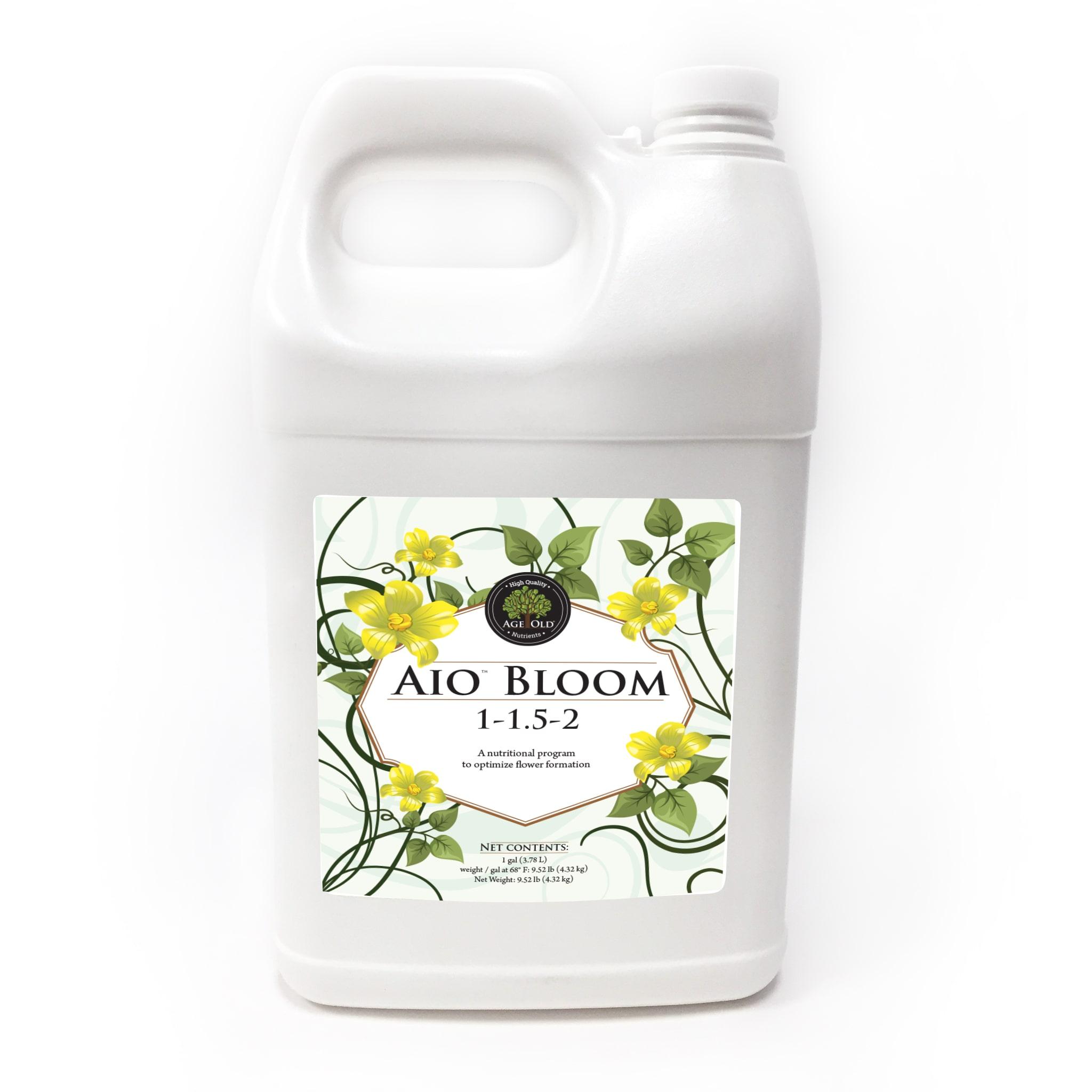 aio bloom 1-1.5-2 gallon